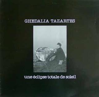 Ghédalia Tazartès, Une Éclipse Totale de Soleil
