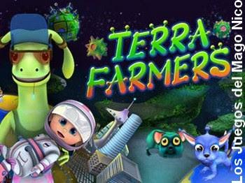 TERRAFARMERS - Vídeo guía del juego C