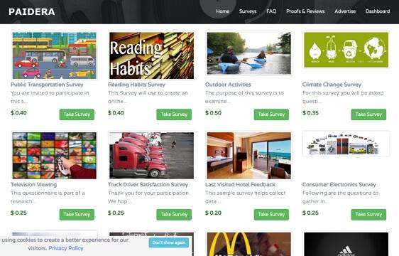 شرح موقع بايديرا paidera لربح المال من الانترنت بسهولة للمبتدئين لجمع رأس المال