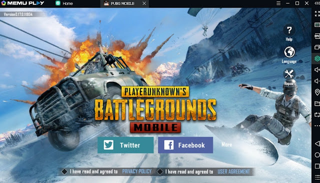 How to play pubg on memu emulator