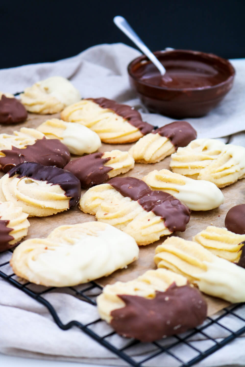Classic Viennese Biscuits | Take Some Whisks