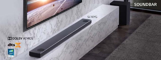 LG Soundbar for Better Home Entertainment Experience