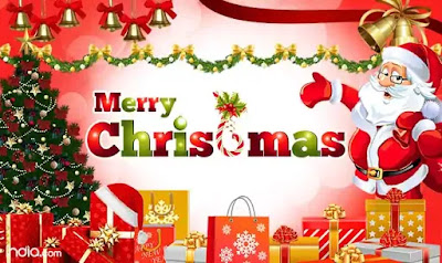 happy xmas wishes images