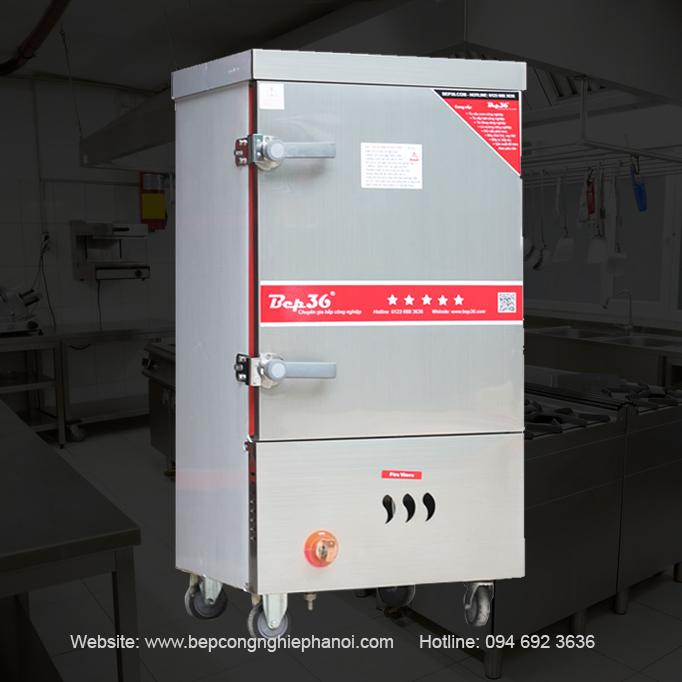 Tủ nấu cơm công nghiệp thế hệ 2018