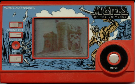 Before Gameboy, LCD Handheld Games Entertained Kids of the '80s