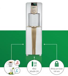 Máy nước nóng lạnh RO A.O Smith ADR75-V-ET1 giá 24.500.000 Đ