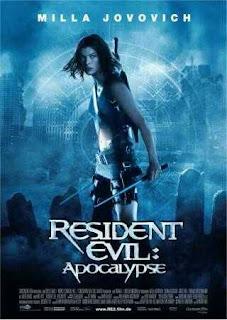 Resident Evil Apocalypse (2004) Hindi Dual Audio Movie 200Mb hevc BRRip