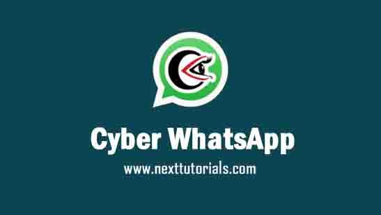 Cyber WhatsApp Plus v8.95 Apk Mod Latest Version Android,Intsall Aplikasi Cyber WA Terbaik 2021,tema whatsapp keren terbaru 2021,download wa mod anti banned,