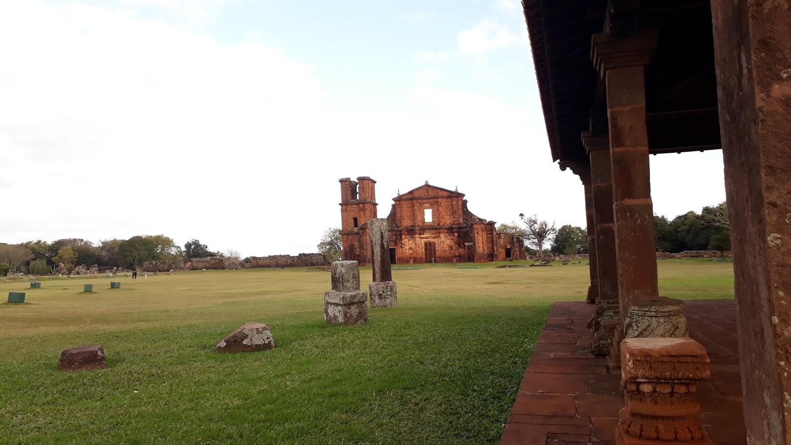 Sítio Arqueológico de São Miguel Arcanjo - São Miguel das Missões