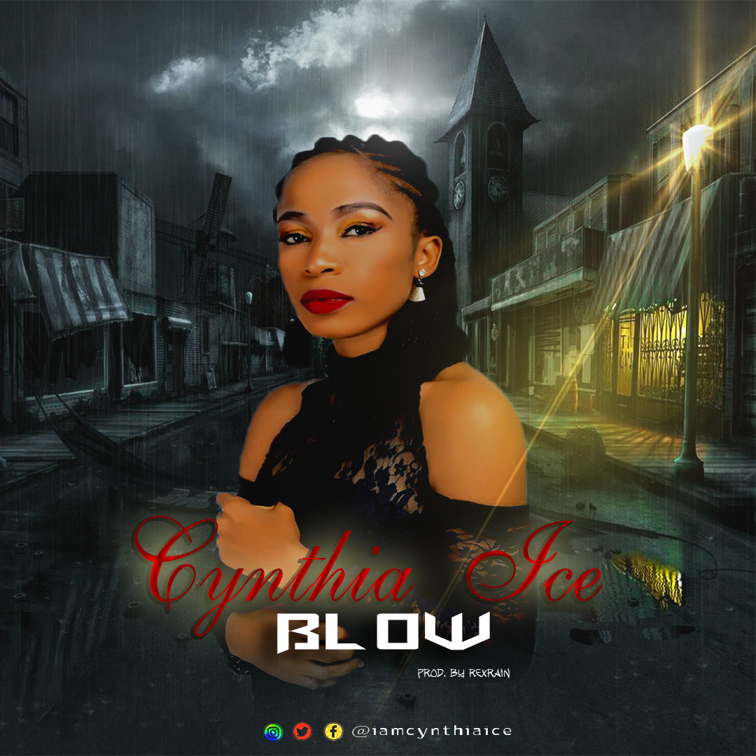Blow, single by Cynthia Ice