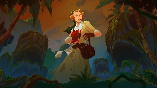 Call of the Sea Norah main game character