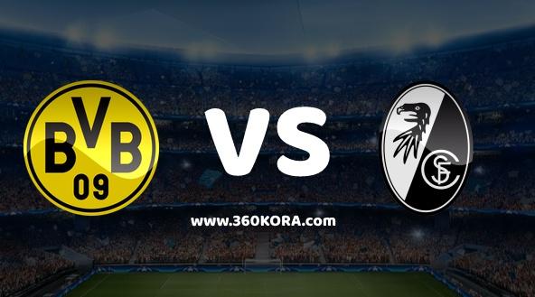مشاهدة مباراة فرايبورج وبوروسيا دورتموند بث مباشر في الدوري الالماني