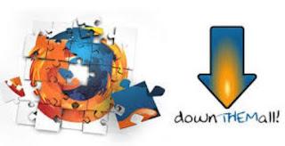 أداة, قوية, يتم, إضافتها, لمتصفح, فايرفوكس, لتسريع, وادارة, تحميل, الملفات, DownThemAll