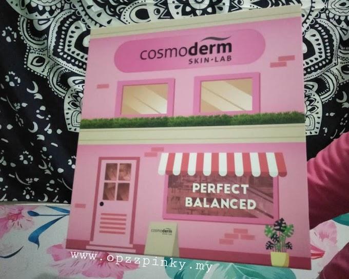 Kulit Sihat Dan Cantik Dengan Cosmoderm Perfect Balanced