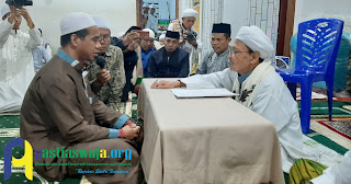 Mualaf Asal NTT Bahagia Dibimbing Mustasyar PWNU Jawa Timur