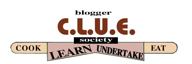 Blogger CLUE Society