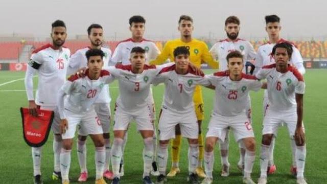 منتخب الشبان يقصى من كأس افريقيا بضربات الجزاء أمام نظيره التونسي