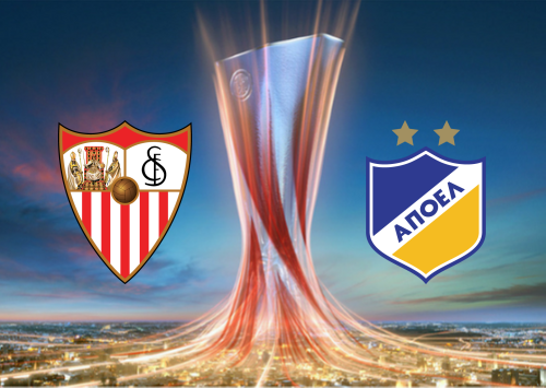 Sevilla vs APOEL -Highlights 3 October 2019