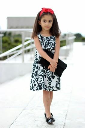 Black and White Little Sunshine