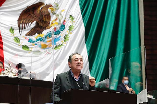 Reforma judicial viola la Constitución, al ampliar dos años el periodo de Arturo Zaldívar al frente de la SCJN: PRD