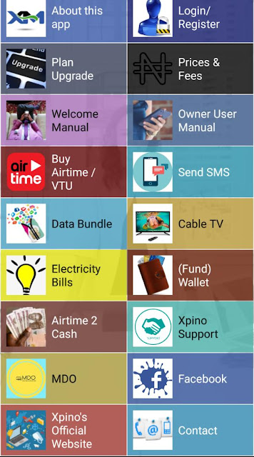 The Best App for VTU and Data Business in Nigeria, MTN, Airtel, Glo and 9mobile, VTU and data business in Nigeria, Airtime and Mobile data of all networks, Smile and Spectranet Data, Cable Tv (GOtv, DStv and Startimes) subscriptions, Bulk SMS, WAEC result checker and Electricity Bills payment, Xpino Systems Solutions, XpinoMoney, Business, Publicity, Advertise, Nigeria, Apps,