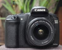 Jual Canon Eos 20D - 2nd DSLR