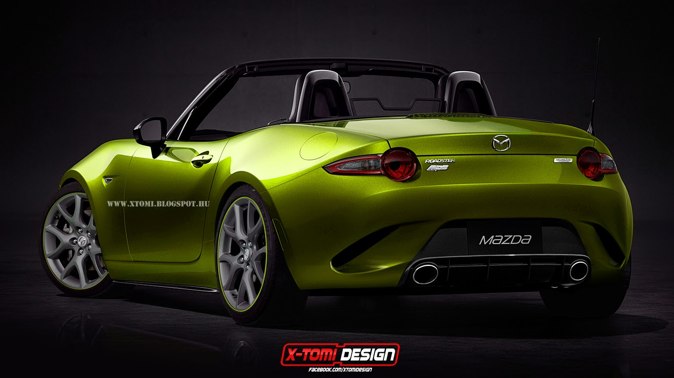 x tomi design mazda mx 5 mps. Black Bedroom Furniture Sets. Home Design Ideas