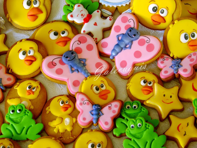 galletas decoradas canciones infantiles