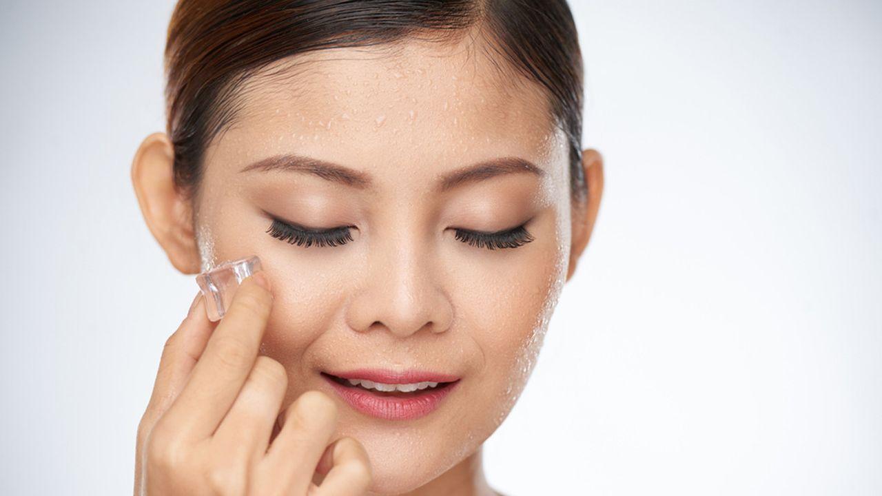 Manfaat Es Batu Untuk Kecantikan , Hasilnya Menakjubkan Jika Rutin Digunakan