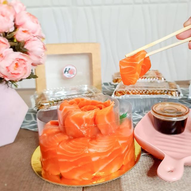 Salmon HQ Premium Salmon Cake