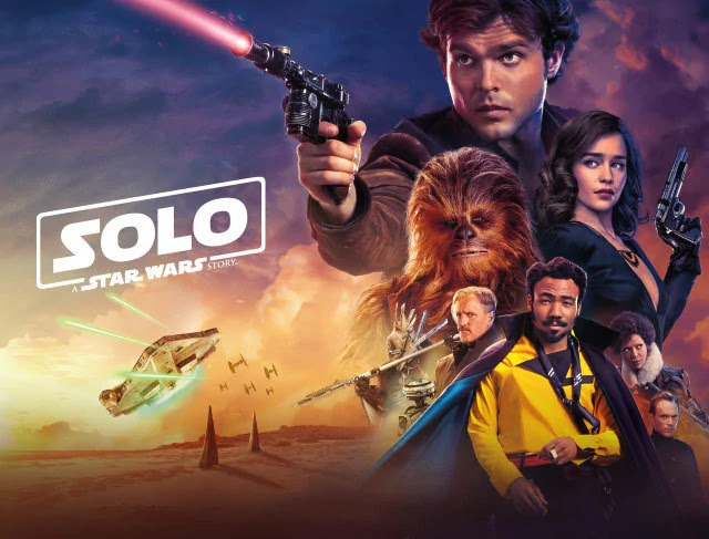 Disney may develop a sequel to Han Solo: A Star Wars Story - 3Movierulz