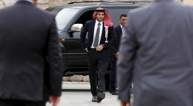 تفاعل واسع مع تغريدة شقيق ملك الأردن انتصر فيها للنبي ﷺ