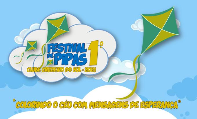 1º FESTIVAL DE PIPAS – Vamos colorir o céu de Brasília com mensagens de esperança