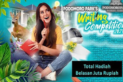 Podomoro Park Writing Competition 2021