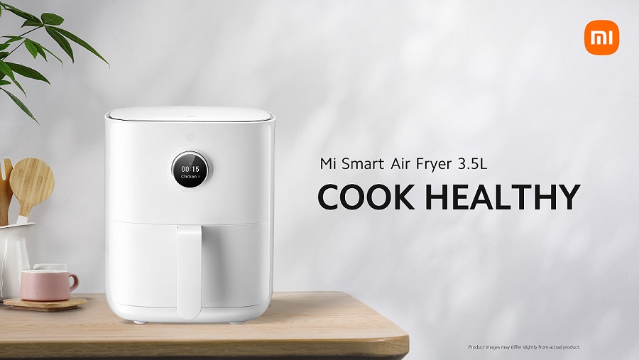 Healthy living with Xiaomi products