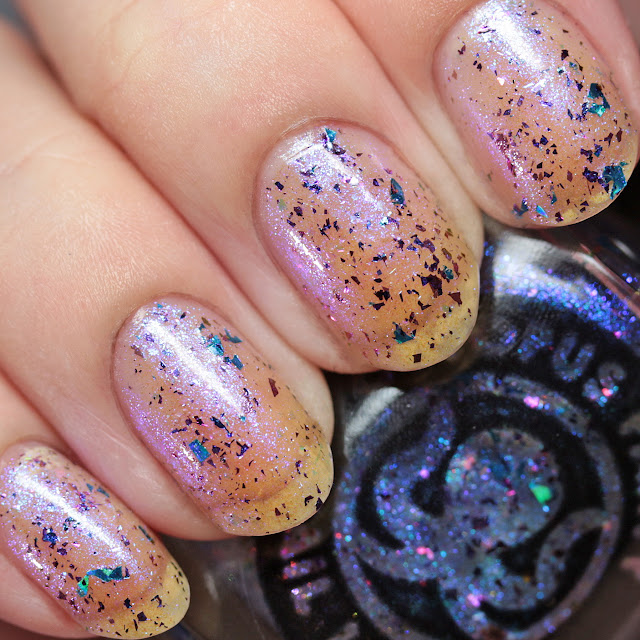 Octopus Party Nail Lacquer Hex-Girlfriend
