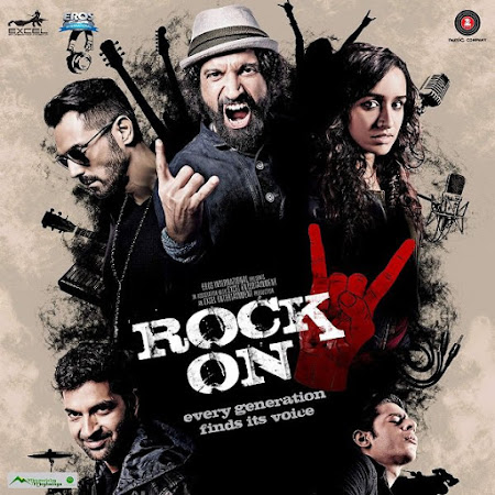 Woh Jahaan - Rock On 2 (2016)