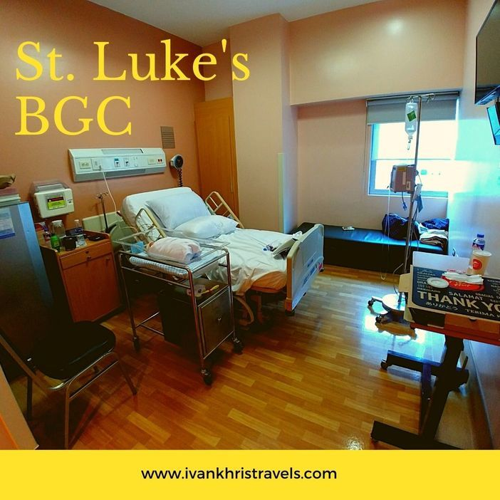 Our experience at St. Luke's Medical Center in BGC
