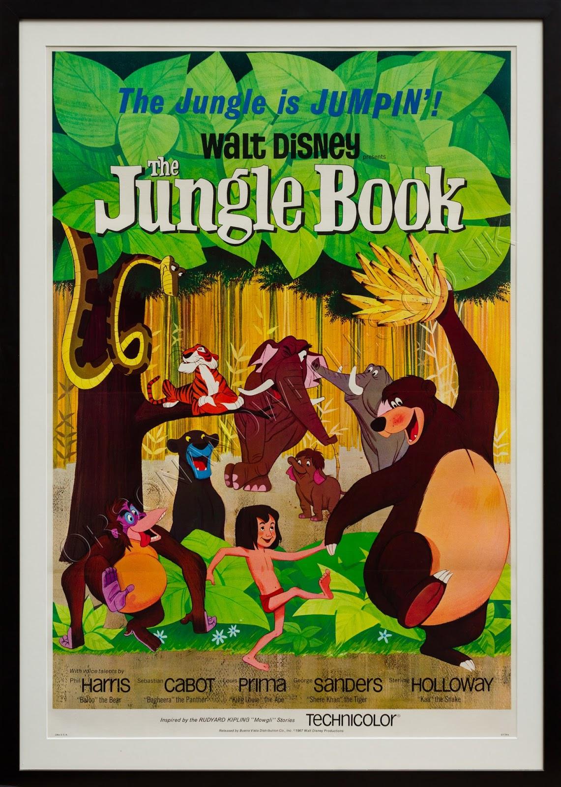 ディズニー映画 感想】ジャングル・ブック ~実写版と180度異なるラスト