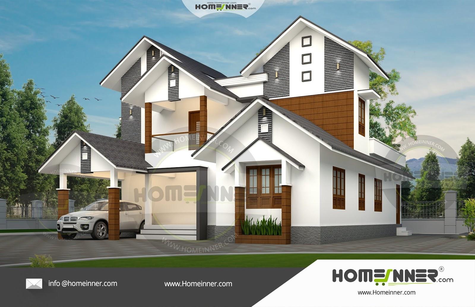 20 Lakh 4 BHK 2330 sq ft Calicut Villa