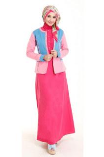 Hijab%2BZoya%2BModis%2BAla%2BLaudya%2BCynthia%2BBella%2B5 10 contoh baju hijab terbaru gaya laudya chintya bella model,Model Busana Muslim Laudya Chintya Bella