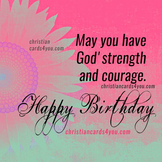 Christian Birthday Quotes And Image For A Friend Sister Daughter Christian Cards For You