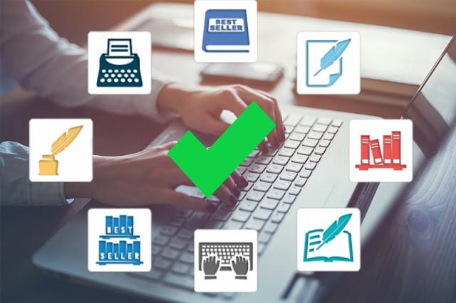طريقة كتابة المقالات والتسويق عبر الإنترنت