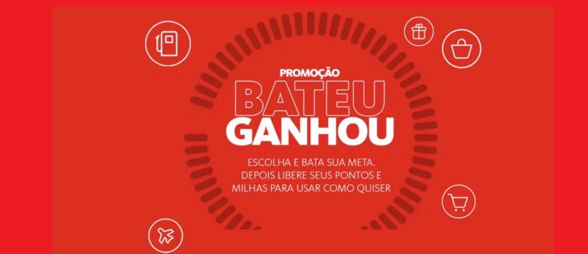 Promoção Santander 2020 Bateu Ganhou Crédito na Fatura ou Milhas Extras
