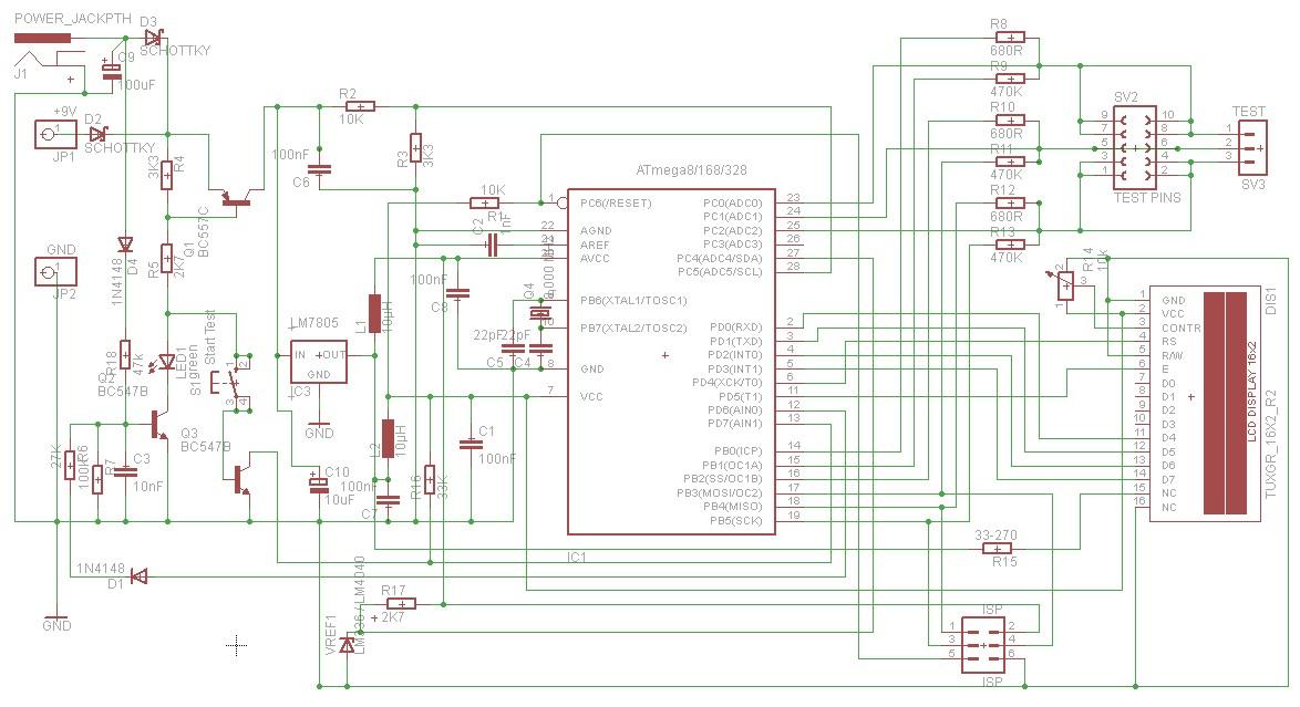 CLAUDIU RADU: Low cost Ethernet shield with ENC28J60