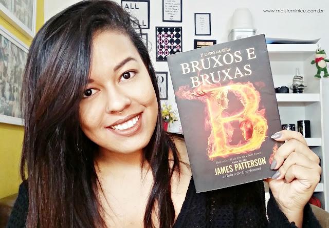 Resenha livros Bruxos e Bruxas de James Patterson e Gabrielle Charbonnet