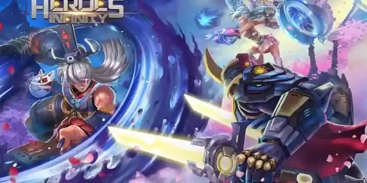 عن أبطال إنفينيتي Heroes Infinity لعبة تقمص أدوار مذهلة مليئة بالبطولات والمغامرات ومجموعة متنوعة من المخلوقات والشياطين.