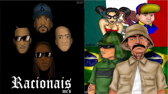 Conheça o blog Hip Hop desenhos.
