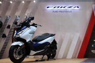 Honda Forza250cc Indonesia
