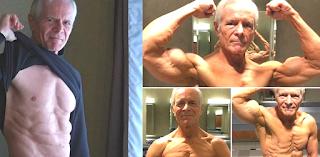 Πώς αυτός ο 69χρονος παραμένει φέτες παρά τα χρόνια του